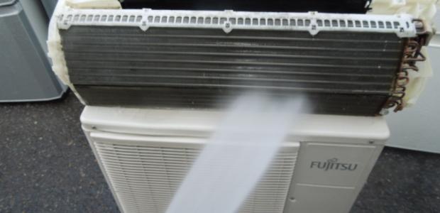 エアコン洗浄高圧洗浄機